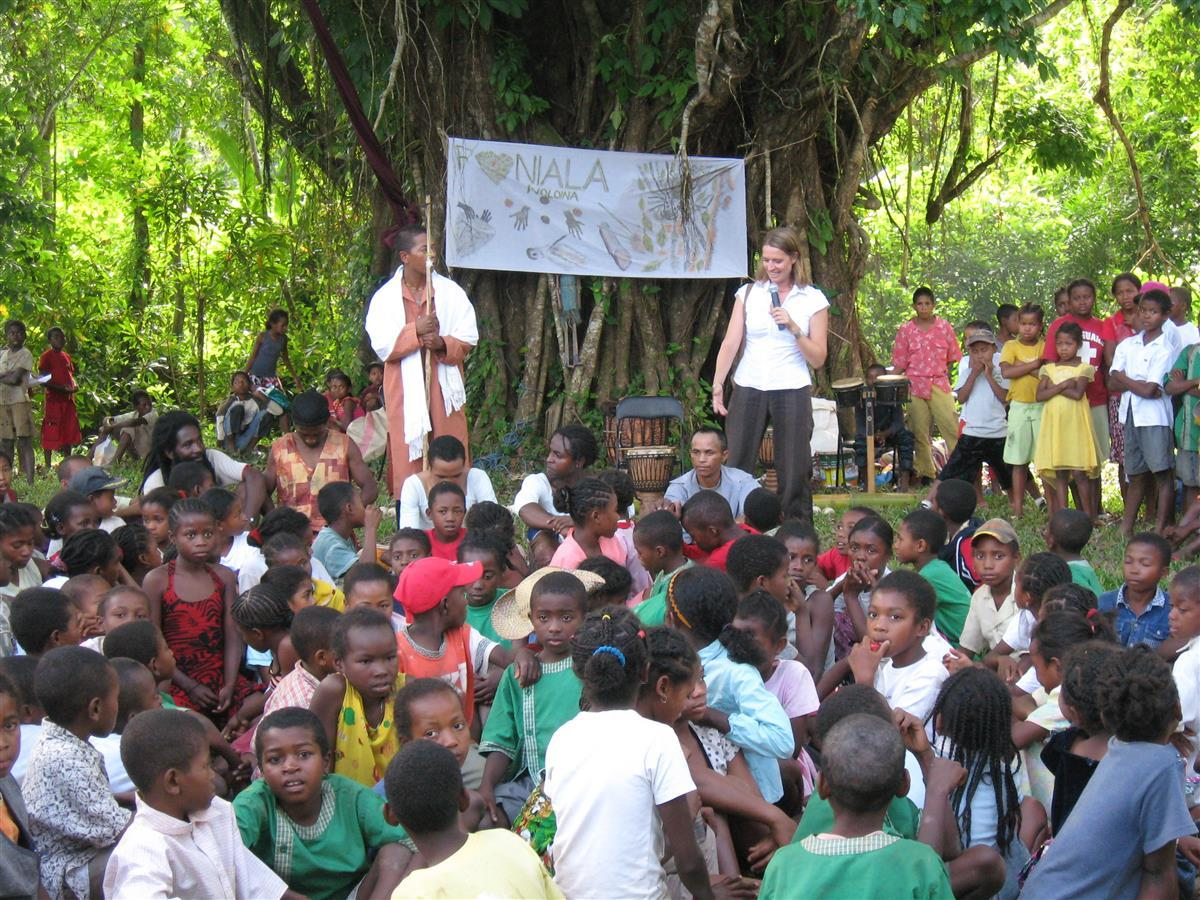 World Environment Day - Parc Ivoloina, Madagascar