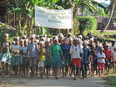 World Environment Day, Betampona Ambodiriana, Madagascar