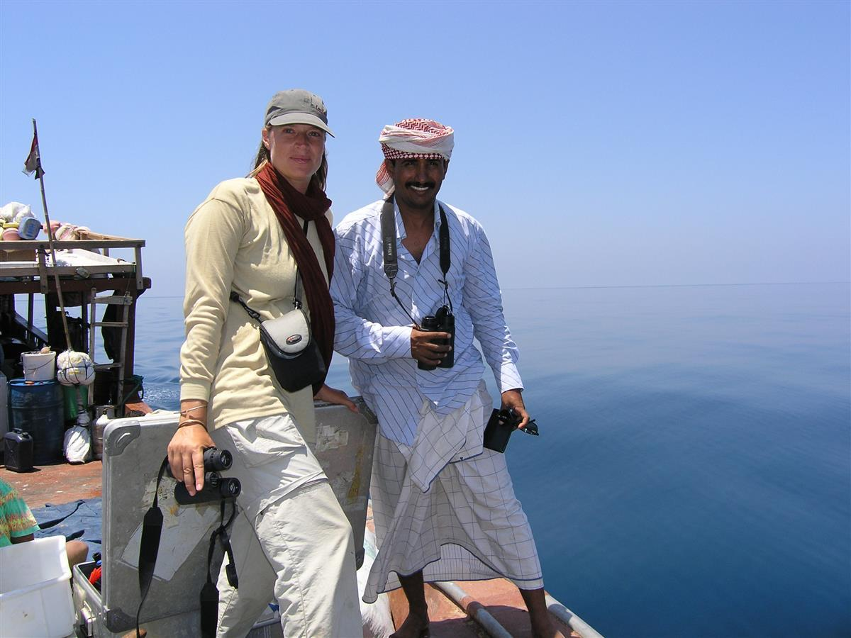 Sea Bird Monitoring, Socotra