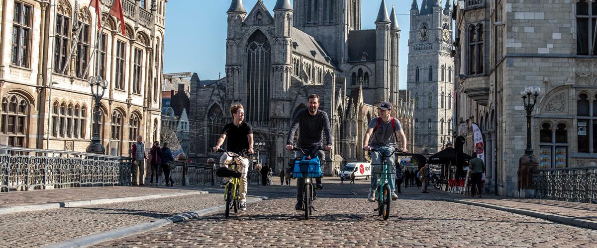 Begeleide fietstochten