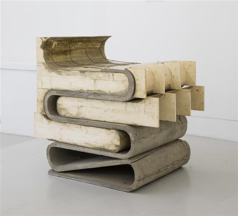 Prototype for an Endless Column, 2016