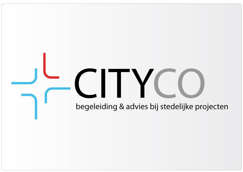 Log voor CityCo, consultancy for city