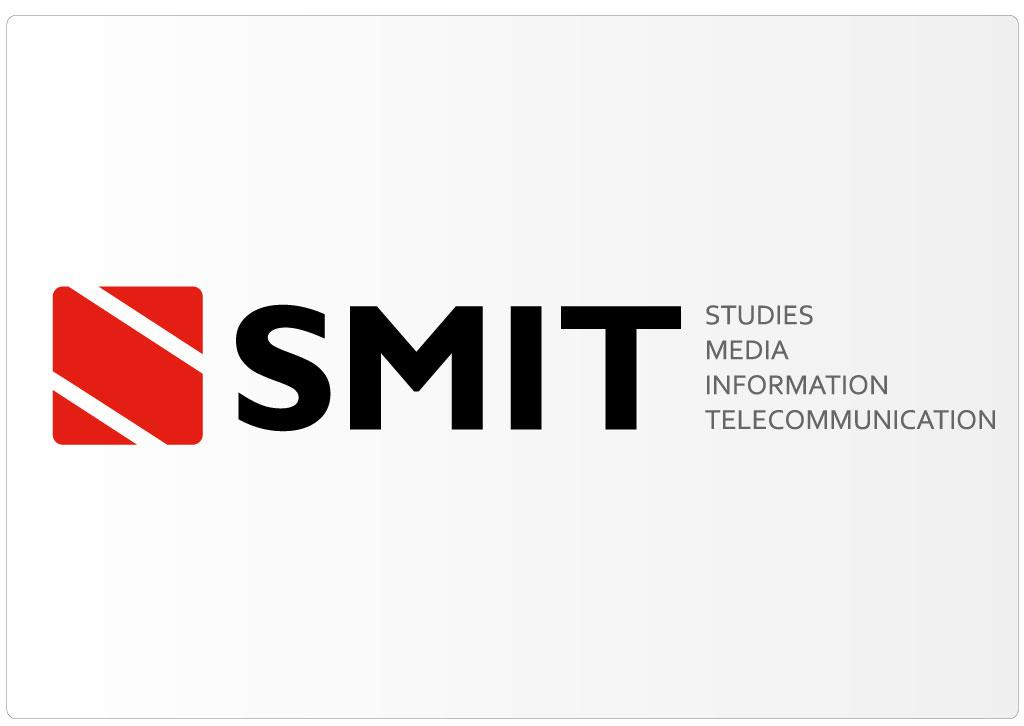 Logo voor SMIT, Studies Media Information & Telecommunication - VUB - iMinds