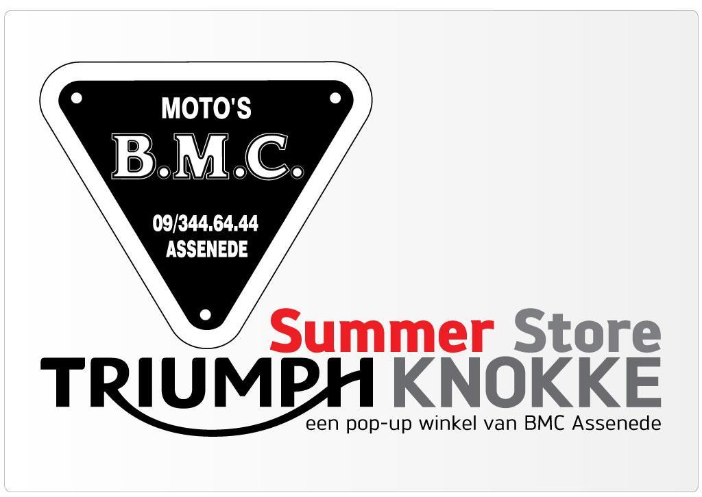 Logo voor BMC Assenede Popup Store