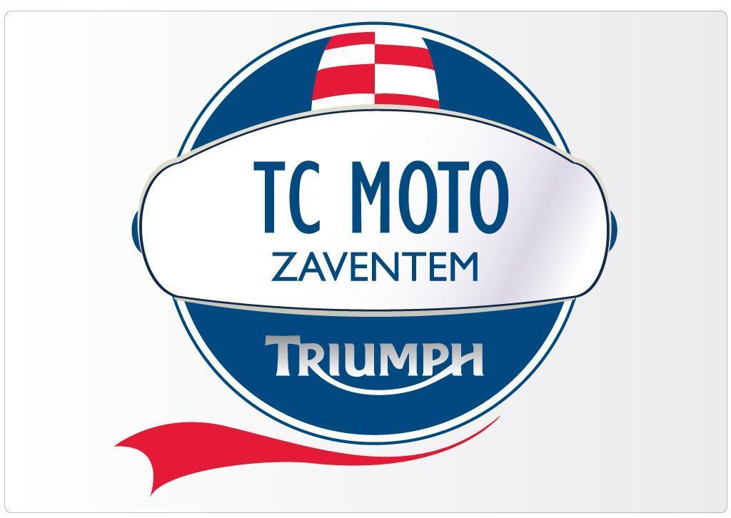 Logo voor TC Moto Zaventem, motor Triumph dealer
