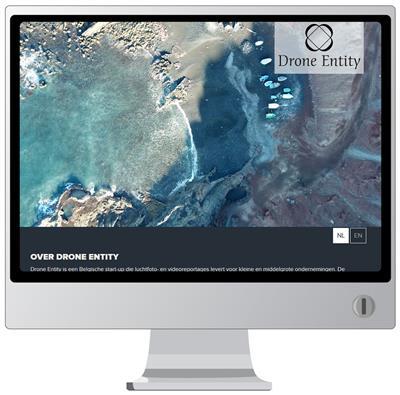 Drone Entity Website