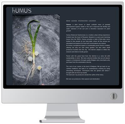 Humus Botanical Gastronomy