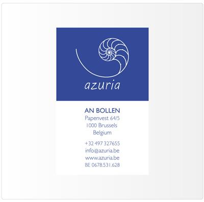 Azuria Business Card