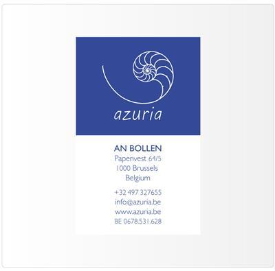 Azuria Business Card