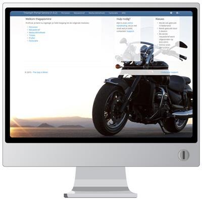 Triumph Portal Service
