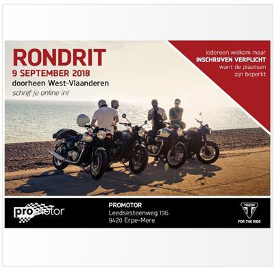 Promotor Rondrit