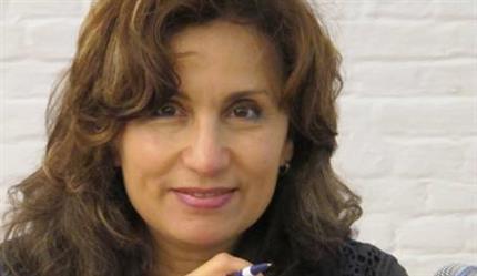 Writer in residence Nezha Haffou