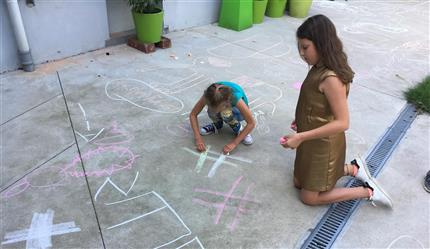 Kunstendag voor kinderen