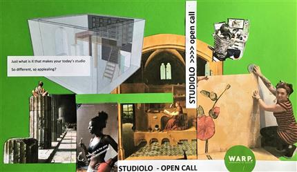 STUDIOLO-PROJECT: OPEN OPROEP