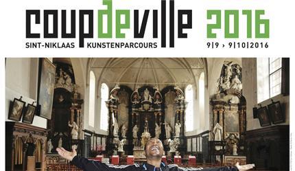 Coup de Ville 2016 | 9 sept - 9 okt