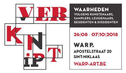 Opening Verknipt met Ivan De Vadder en Eurudike De Beul