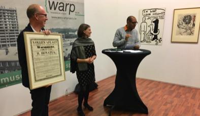Fundraising WARP 2019