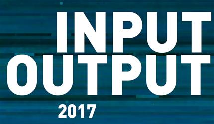 Op locatie: tentoonstelling Input/Output | 21 & 22 oktober in Brugge