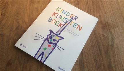 Voorstelling Kinderkunstenboek