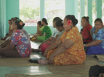 Samoa: Building community resilience in the low-lying community of Savaia