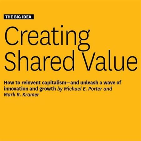 The big idea: creating shared value