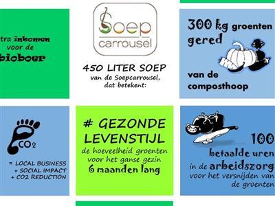 Lerend Netwerk Co-Creatie case study 1 soepcaroussel